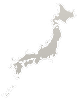 map-japan
